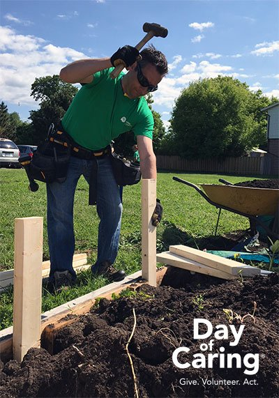 United Way Day of Caring in Kingston and area